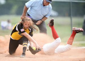 Gatesville vs Glen Rose Softball