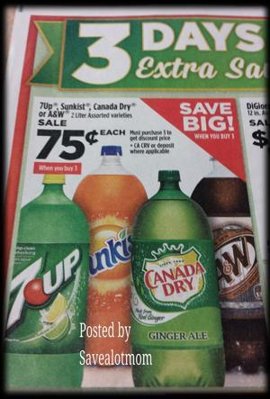 Dollar General $.75 Soda!