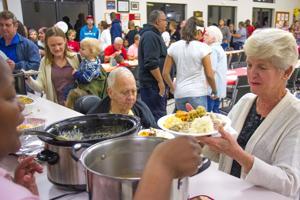 7th Annual Gracegiving Free Thanksgiving Dinner