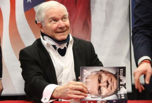 Robert Gates Book Signing