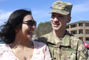 584th Mobility Augmentation Company Homecoming