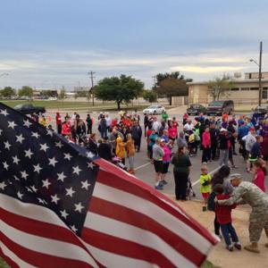 Veterans honored at Fort Hood 5k