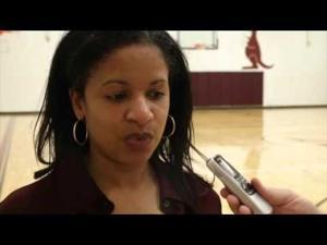 KHS vs MHS   HS Girls Basketball