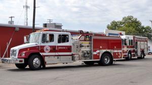 Fire truck wildart