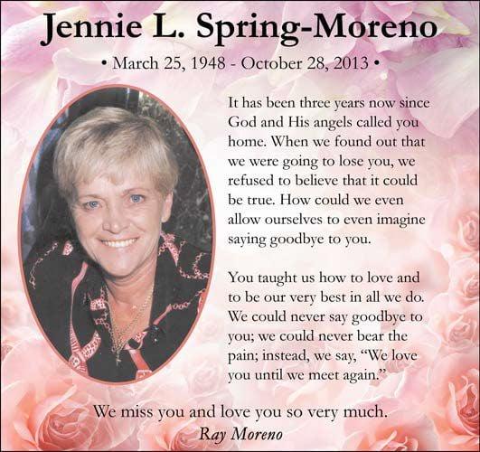 Jennie Moreno