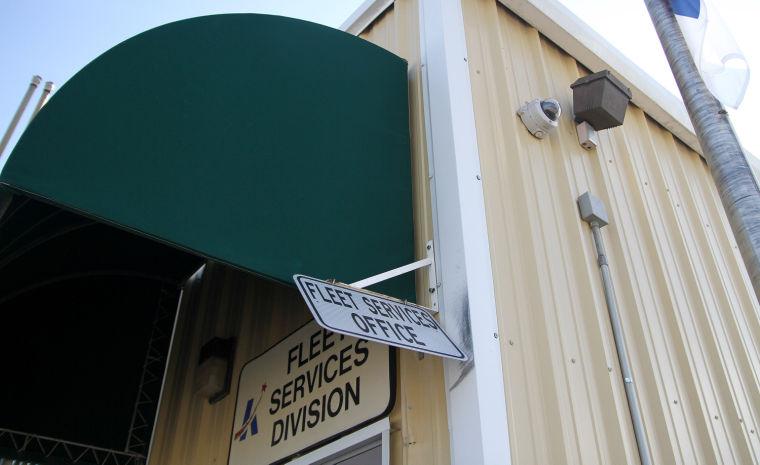 Fleet Services Division Facility