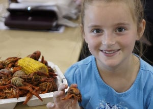 16th annual Rotary Crawfish Boil