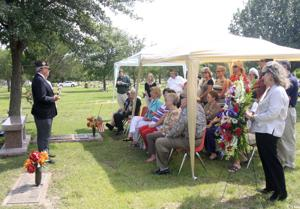 Ted C. Connell ceremony