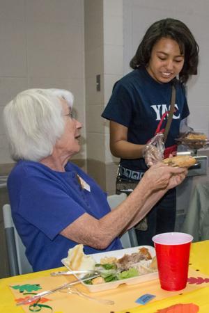 Killeen Community Center Meal