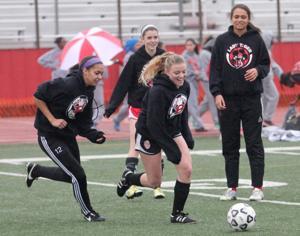 Belton Girls Soccer