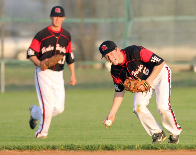 Knights shortstop Dean signs with Hill College