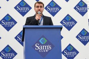 Sam's Club grant checks