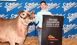 Lampasas $125K steer