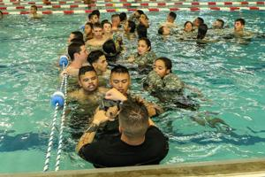 Cadet Leadership Challenge Camp