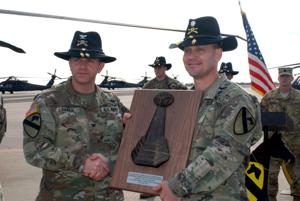 Spearhead battalion awarded prestigious recognition
