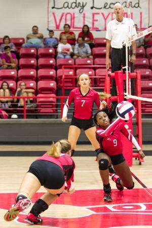 BELTON HS Varsity Volleyball vs. Lorena