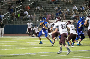 Gifted Cove quarterback keeps  growing — and not just physically