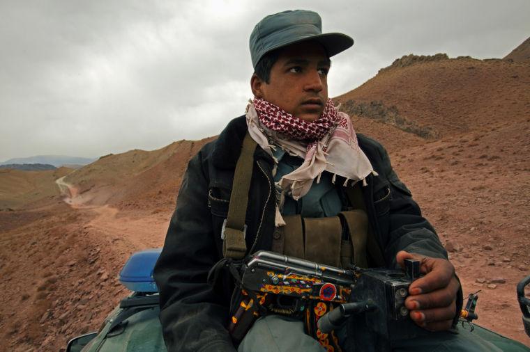 Afghanistan's Oruzgan province