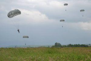 Landing at Dakovica