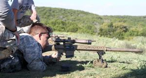 3CR sniper training