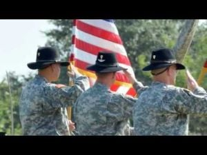 1st Air Cavalry Brigade change of command