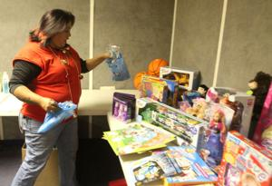 Club has donation drive to benefit nonprofit