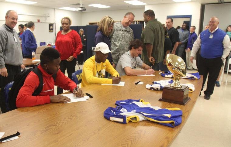 Copperas Cove National Signing Day