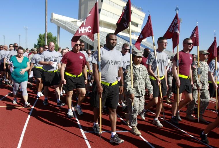 2012 Freedom Walk