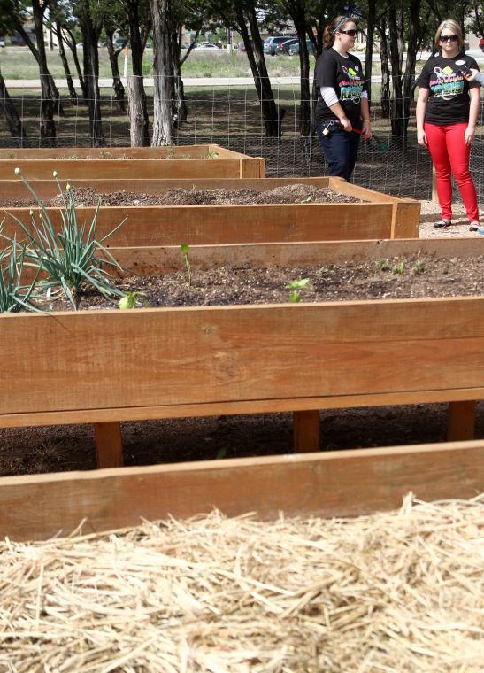 Heights Community Garden