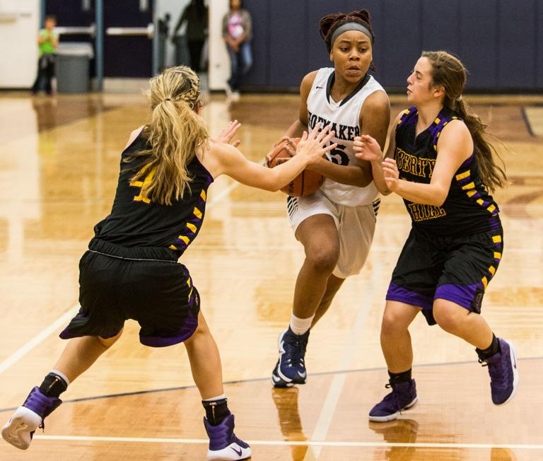GIRLS BASKETBALL: Dynamic duo lead 5th-ranked Liberty Hill past Shoemaker