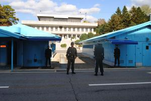 Tension high in the DMZ between North, South Korea