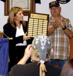 American Legion celebrates birthday