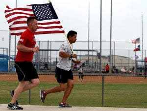 Team RWB honors Boston bombing victims