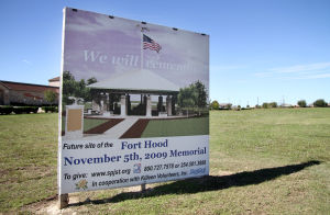 Fort Hood Shooting Memorial