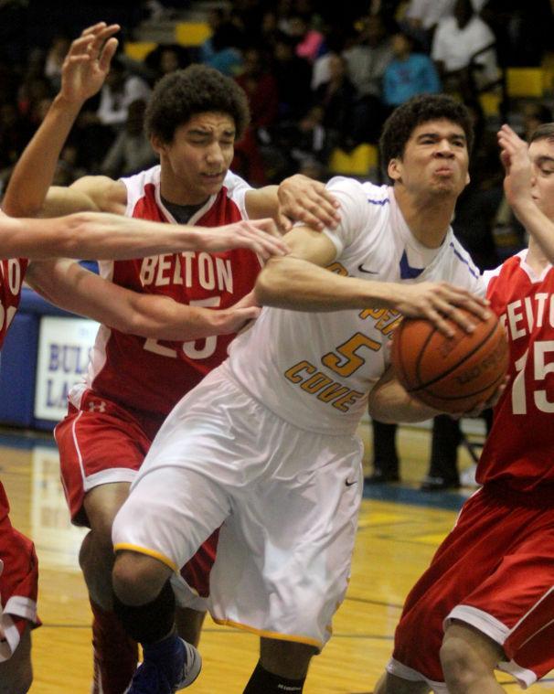 Copperas Cove vs Belton Boys Basketball