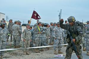 Medics earn Army's toughest badge