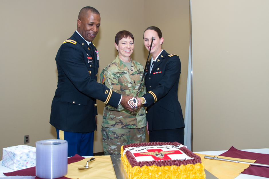 CRDAMC Celebrates 116th Army Nurse Corps Anniversary