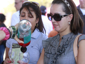 Salado winery makes comeback at annual festival