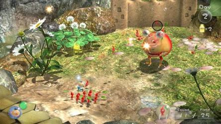 Game Review-Pikmin 3