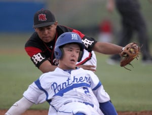 Harker Heights vs Midlothian Bi-District Baseball Playoffs