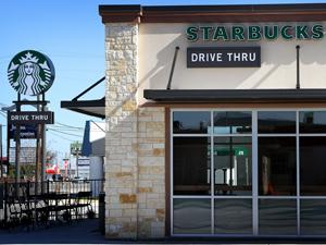 Starbucks opens Tuesday
