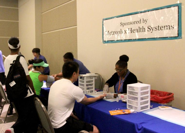Central Texas College Wellness Fair