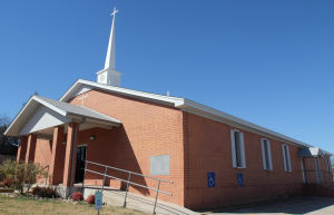 Simmonsville Missionary Baptist Church