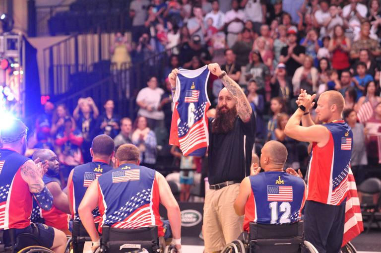 Area residents compete in Invictus Games