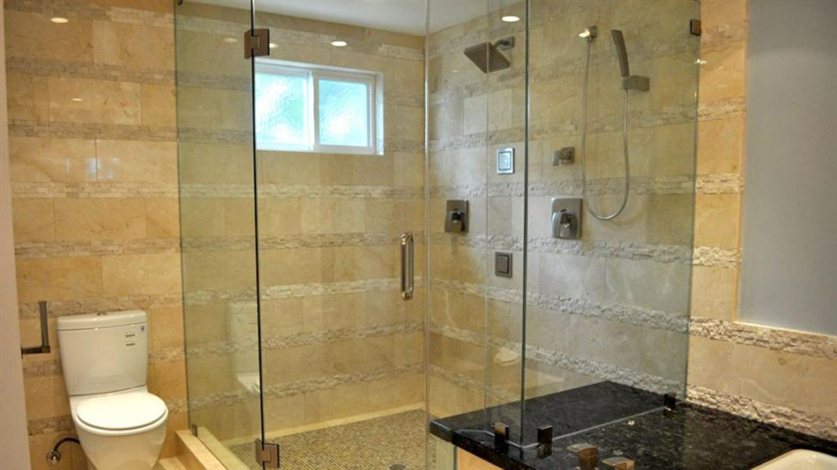 Which shower door is right for your bathroom remodel? | At Home ...