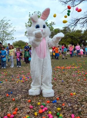 An abundance of Easter activities planned today through Sunday