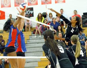 Lady Knights Clinch Playoff Berth