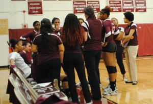Killeen volleyball