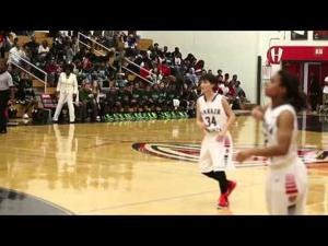 Girls Basketball Harker Heights vs Ellison