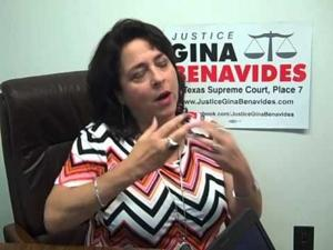 Gina Benavides Interview